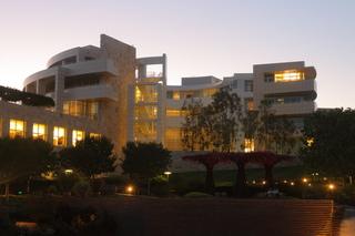 Getty Center - moderne Architektur, Richard Meier, Jean Paul Getty, Museum, Los Angeles, Kalifornien