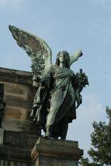Niederwalddenkmal - Detail # 00 - Niederwalddenkmal, Denkmal, Rüdesheim, Deutsch-Französischer Krieg 1870/71, Kaiserreich