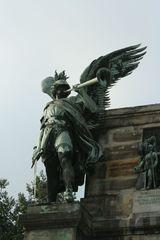 Niederwalddenkmal - Detail # 04 - Niederwalddenkmal, Denkmal, Rüdesheim, Deutsch-Französischer Krieg 1870/71, Kaiserreich