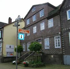 Wilhelm Raabe Geburtshaus - Dichter, Wilhelm Raabe, Literatur, Eschershausen, Geburtshaus, Museum