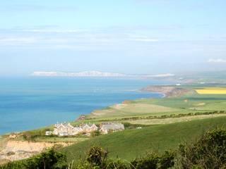 Isle of Wight - Großbritannien, England, Insel, Wasser, Landschaft, Isle of Wight, Meer, Küste