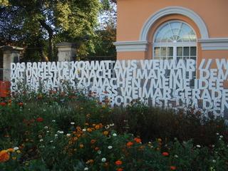 Bauhaus - Bauhaus, Museum, Schrift, Architektur, Stil, Weimar, 20 Jahrhundert