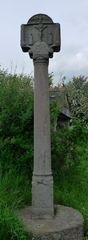 Marterl in der Rhön #1 - Kruzifix, Kreuz, Religion, Christus, Symbol, Kirche, Wegweiser, Kreuzigung, Wegkreuz, Marterl, Bildstock