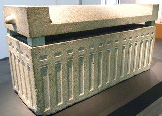 Sarkophag - Ägypten, Antike, Hochkultur, Pharao, vor 4500 Jahren, 2500 vor Chr., Granit, Gizeh, Kairo, Grab, Totenkult, Südfriedhof, Sarkophag, Sarg