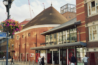 Shakespeare's Globe London - London, sights, theatre, Shakespeare's Globe, Theater, Sehenswürdigkeit, Shakespeare