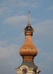 Kirchturmdachrenovierung #3 - Kirche, Kirchturm, Renovierung, Dachstuhl, Zwiebelturm, Sanierung, Instandhaltung, Bausubstanz, Kernsanierung