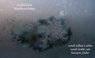 Grußkarte zu Weihnachten #5 - Weihnachten, Fest, Jahreswechsel