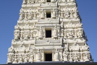 Hindu-Tempel in Hamm-Uentrop #3 - Hindu-Tempel, Hamm-Uentrop, Tempel, Religion, Hinduismus, Sakralbau, Sanskrit
