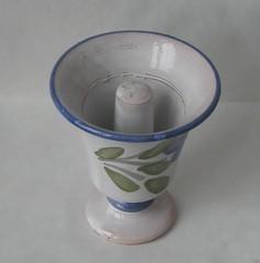 Pythagorasbecher #2 - Pythagoras, Trinkbecher, Luftdruck, Wasserdruck, verbundene Gefäße, Druckverteilung