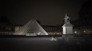 Louvre - Paris, Sehenswürdigkeiten, Museum, Louvre, Kunst, Pyramide