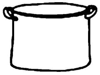 Topf - Topf, Kochtopf, kochen, garen, Herd, Zylinder, Volumen