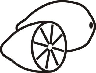 Zitronen - Zitronen, sauer, Mehrzahl, zwei, Anlaut Z