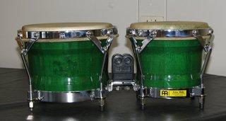 Bongo #1 - Trommel, Percussion, lateinamerikanisch, schlagen, Musikinstrument