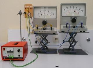 Bestimmung des Planckschen Wirkungsquantums mit Leuchtdioden - h-Bestimmung, Plancksches Wirkungsquantum, Quantenphysik, Leuchtdiode, Quanten, Energie, Wirkungsquantum