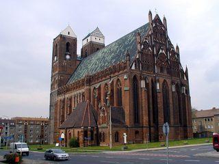 Prenzlau Kirche St. Marien - Deutschland, Brandenburg, Prenzlau, Kirche St Marien