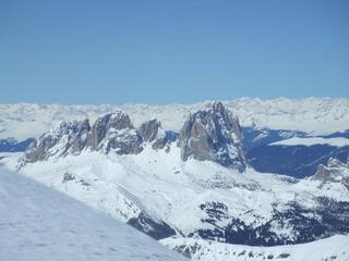 Lankofelgruppe - Berg, Dolomiten, Südtirol, Alpinismus, Gebirge, Bergmassiv