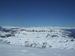 Sellagruppe - Sella, Dolomiten, Berg, Berge, Bergmassiv