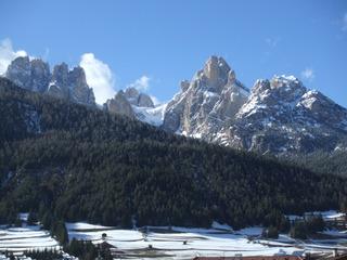 Rosengarten - Rosengarten, Berg, Bergmassiv, Südtirol, Dolomiten