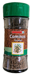 Kümmel - Kümmel, cominos, Gewürz, würzen, essen, Lebensmittel, spanisch, Spanien, Glas