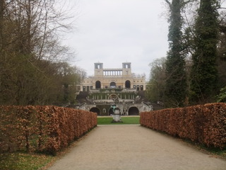 Potsdam Orangerie - Potsdam, Berlin, Orangerie, Klassizismus, Sanssouci, Architektur