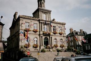 Hôtel de Ville - Rathaus, Hôtel de ville, Frankreich, Gebäude, Haus