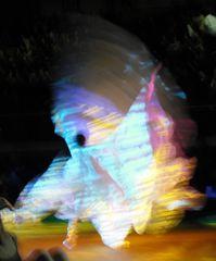 Tänzerin #2 - Tanz, Tänzerin, Bewegung, Ritual, Brauchtum, Kunstgattung, Berufstätigkeit, Sportart, Therapieform, Gefühlsausdruck, Schautanz, drehen