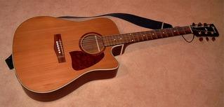Gitarre - Gitarre, Saiteninstrument, Instrument, Musik, Zupfinstrument, Westerngitarre, Stahlsaiten