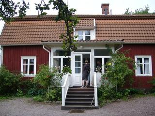 Elternhaus von Astrid Lindgren - Astrid Lindgren, Schweden, Bullerbü, Holzhaus, Schwedenhaus, Vimmerby