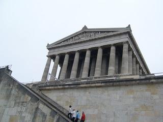 Walhalla - Walhalla, Architektur, Gedenkstätte, Gedenkbauwerk, monumental, klassizistisch