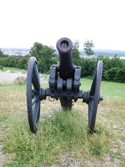 Kanone 2 - Geschichte, 1864, Deutsch-dänischer Krieg, Schlacht an den Düppeler Schanzen, Schusswaffe