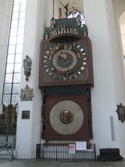Astronomische Uhr - Uhr, Zeit, Zeitmessung, Astronomie, Mondphasen, Sonnenstand, Planetenstellung