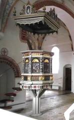 Kanzel - Religion, Ethik, Taufbecken, Kirche, Christentum, Taufstein, Taufe, Sakrament, Religion, christlich