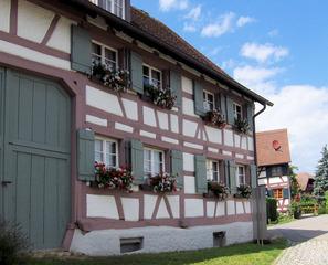 Hermann Hesse Museum #3 - Hermann Hesse, Hesse, Dichter, Schriftsteller, Literatur, Haus, Wohnhaus, Museum, Höri, Bodensee