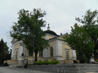 Tampere - Kirche, kirkko, Tampere, Landeskunde Finnland