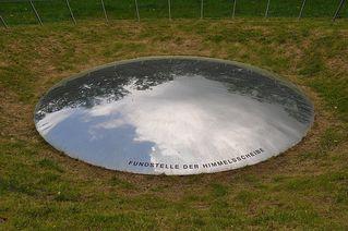 Arche Nebra # 2 - Himmelsscheibe, Nebra, Arche, Sterne, Gestirn, Darstellung, Himmel, Sachsen-Anhalt, Himmelsauge, Mittelberg