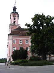 Wallfahrtskirche Birnau #1 - Wallfahrtskirche, Birnau, Bodensee, Barockkirche, Klosterkirche, Marienwallfahrt