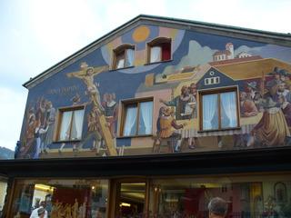 Oberammergau - Oberammergau, Bayern, Festspiele, Passion