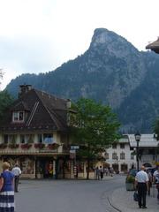 Oberammergau - Oberammergau, Bayern, Kofel, Festspiele, Passion