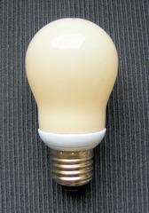 Energiesparlampe #3 - Energiesparlampe, Birne, Leuchte, Strom, Licht, Energie, sparen, Tropfen, Elektrizität, Lichtquelle, Beleuchtung, Schraubsockel, Glaskolben, elektrischer Leiter, thermische Strahlung, Wärmeleitung, Stromkreis, Physik, Glas