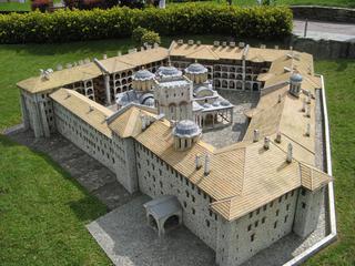 Rila Kloster, Bulgarien - Rila, Kloster, Bulgarien, orthodox, Weltkulturerbe, Nationalheiligtum, UNESCO