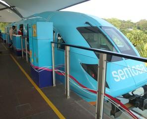 Singapore_Metro nach Sentosa Island - Singapore_Metro_Sentosa