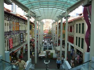 Singapore_Chinatown 1 - Geografie, Länder, Metropolen, Südostasien, Stadtstaaten, Singapore, Singapur, Chinatown