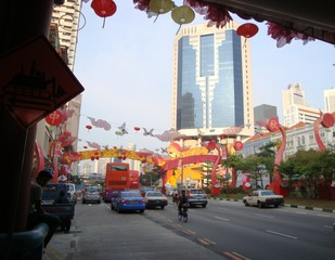 Singapore_Chinatown 4  - Geografie, Länder, Metropolen, Südostasien, Stadtstaaten, Singapore, Singapur, Verkehr, Chinatown