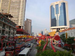 Singapore_Chinatown 5 - Geografie, Länder, Metropolen, Südostasien, Stadtstaaten, Singapore, Singapur, Chinatown