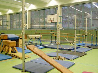 Bewegungslandschaft#2 - Geräte, Bewegung, bewegen, Reck, Geräteaufbau, Bewegungslandschaft, Sport, Aufbau, klettern