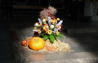 Erntedank - Kürbis, Gemüse, Herbst, Erntedank