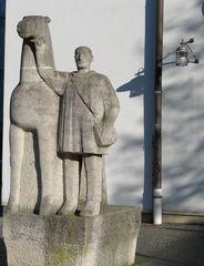 Reiterstandbild - Reiter, Standbild, Skulptur