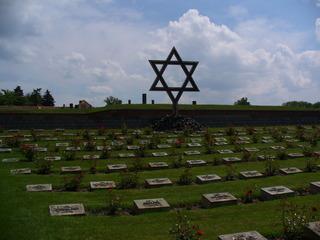 Theresienstadt - Vernichtung, Tod, Juden, Friedhof, Gräber, Judenfriedhof, Gedenken, Grab