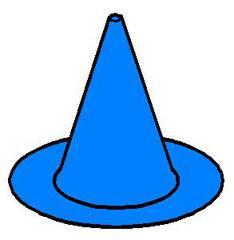 Pylon_blau - blau, Pylon, Markierungskegel, Hütchen, Kegel, Sport, Sportgerät, Spielabgrenzung, Spielfigur, Markierung, markieren, Kegel, Kreisring, Mathematik, Körper