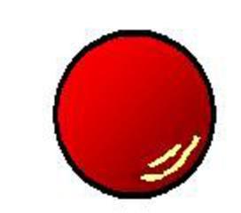 Gymnastikball rot - Gymnastikball, rot, Sport, werfen, spielen, rollen, Sportgerät, rund, Ball, Gymnastik, Kugel, Volumen, Körper, Mathematik